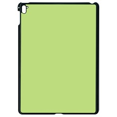 Grassy Green Apple Ipad Pro 9 7   Black Seamless Case by snowwhitegirl