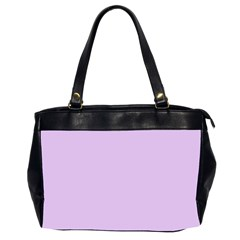 Lilac Morning Office Handbags (2 Sides)  by snowwhitegirl