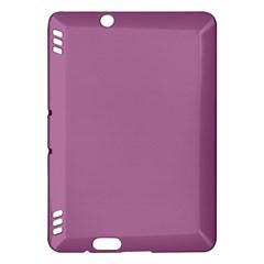 Silly Purple Kindle Fire Hdx Hardshell Case by snowwhitegirl
