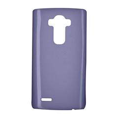 Grey Violet Lg G4 Hardshell Case by snowwhitegirl