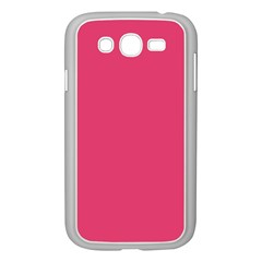 Rosey Day Samsung Galaxy Grand Duos I9082 Case (white) by snowwhitegirl