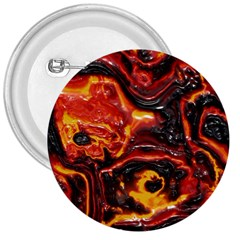 Lava Active Volcano Nature 3  Buttons by Alisyart