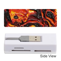 Lava Active Volcano Nature Memory Card Reader (stick)  by Alisyart