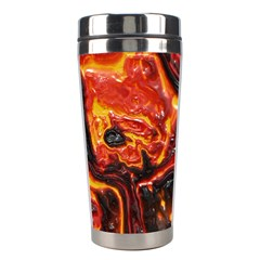 Lava Active Volcano Nature Stainless Steel Travel Tumblers by Alisyart