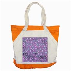 Little Face Accent Tote Bag by snowwhitegirl