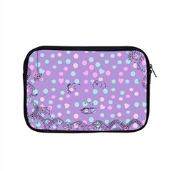Little Face Apple Macbook Pro 15  Zipper Case by snowwhitegirl