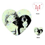 Mint Wall Playing Cards (Heart)