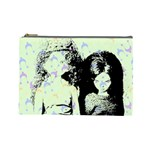 Mint Wall Cosmetic Bag (Large)