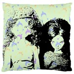Mint Wall Standard Flano Cushion Case (Two Sides)