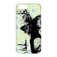 Mint Wall Apple Iphone 7 Plus Hardshell Case by snowwhitegirl