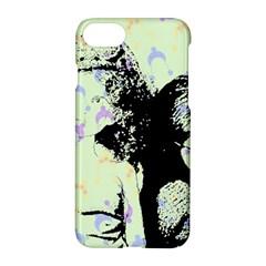 Mint Wall Apple Iphone 8 Hardshell Case by snowwhitegirl