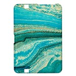 Mint,gold,marble,nature,stone,pattern,modern,chic,elegant,beautiful,trendy Kindle Fire HD 8.9
