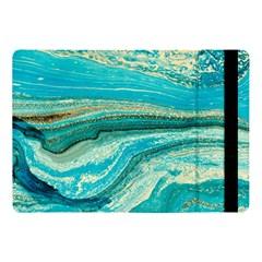Mint,gold,marble,nature,stone,pattern,modern,chic,elegant,beautiful,trendy Apple Ipad Pro 10 5   Flip Case by 8fugoso