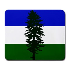Flag Of Cascadia Large Mousepads by abbeyz71