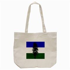 Flag Of Cascadia Tote Bag (cream) by abbeyz71