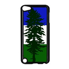 Flag Of Cascadia Apple Ipod Touch 5 Case (black) by abbeyz71