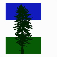 Flag Of Cascadia Small Garden Flag (two Sides) by abbeyz71