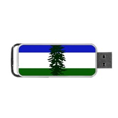 Flag Of Cascadia Portable Usb Flash (one Side) by abbeyz71