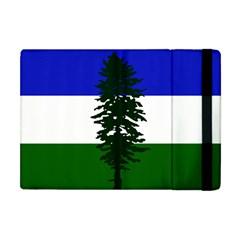 Flag Of Cascadia Apple Ipad Mini Flip Case by abbeyz71