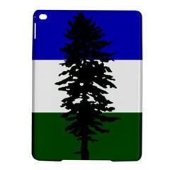 Flag Of Cascadia Ipad Air 2 Hardshell Cases by abbeyz71