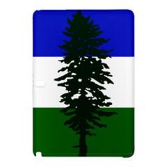 Flag Of Cascadia Samsung Galaxy Tab Pro 12 2 Hardshell Case by abbeyz71