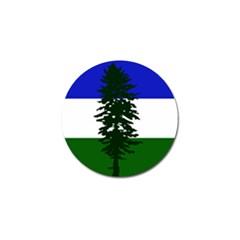 Flag Of Cascadia Golf Ball Marker (10 Pack) by abbeyz71