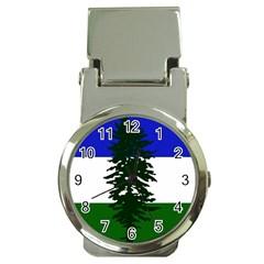 Flag Of Cascadia Money Clip Watches by abbeyz71