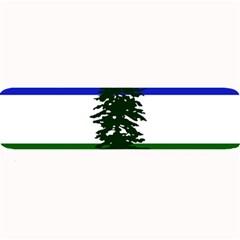 Flag Of Cascadia Large Bar Mats by abbeyz71
