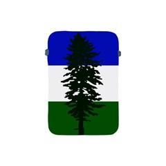 Flag Of Cascadia Apple Ipad Mini Protective Soft Cases by abbeyz71