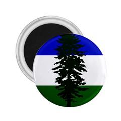 Flag Of Cascadia 2 25  Magnets by abbeyz71