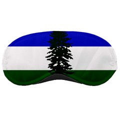 Flag Of Cascadia Sleeping Masks by abbeyz71