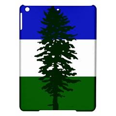 Flag Of Cascadia Ipad Air Hardshell Cases by abbeyz71