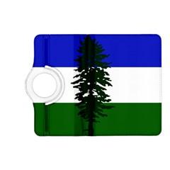 Flag Of Cascadia Kindle Fire Hd (2013) Flip 360 Case by abbeyz71