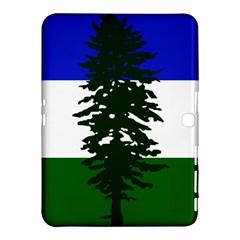 Flag Of Cascadia Samsung Galaxy Tab 4 (10 1 ) Hardshell Case  by abbeyz71