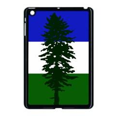 Flag Of Cascadia Apple Ipad Mini Case (black) by abbeyz71