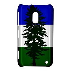 Flag Of Cascadia Nokia Lumia 620 by abbeyz71