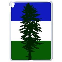Flag Of Cascadia Apple Ipad Pro 9 7   White Seamless Case by abbeyz71