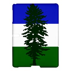 Flag Of Cascadia Samsung Galaxy Tab S (10 5 ) Hardshell Case  by abbeyz71