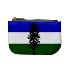 Flag 0f Cascadia Mini Coin Purses by abbeyz71
