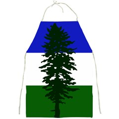 Flag 0f Cascadia Full Print Aprons by abbeyz71