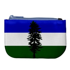 Flag 0f Cascadia Large Coin Purse by abbeyz71