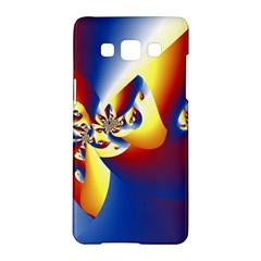 Mandelbrot Math Fractal Pattern Samsung Galaxy A5 Hardshell Case  by Nexatart