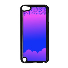 Abstract Bright Color Apple Ipod Touch 5 Case (black) by Nexatart