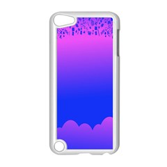 Abstract Bright Color Apple Ipod Touch 5 Case (white) by Nexatart