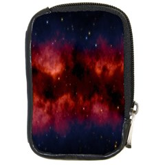 Astronomy Space Galaxy Fog Compact Camera Cases by Nexatart