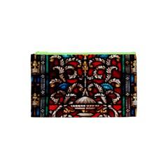Decoration Art Pattern Ornate Cosmetic Bag (xs) by Nexatart