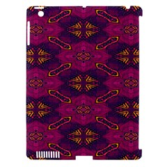 Pattern Decoration Art Abstract Apple Ipad 3/4 Hardshell Case (compatible With Smart Cover) by Nexatart