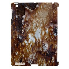 Rusty Texture Pattern Daniel Apple Ipad 3/4 Hardshell Case (compatible With Smart Cover)