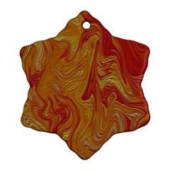 Texture Pattern Abstract Art Ornament (snowflake) by Nexatart