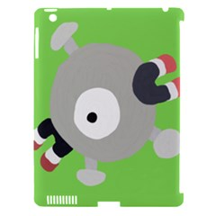 Magnemite (blue) Apple Ipad 3/4 Hardshell Case (compatible With Smart Cover) by SamEarl13